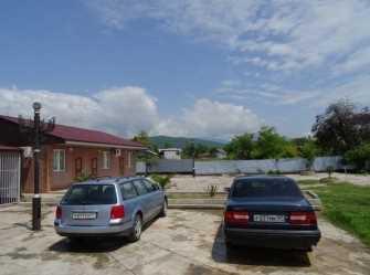 У Аслана гостевой дом в п. Приморский (Новый Афон)