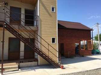 У Георгия гостевой дом в Новом Афоне