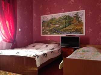 У Моря гостевой дом в п. Приморский (Новый Афон)