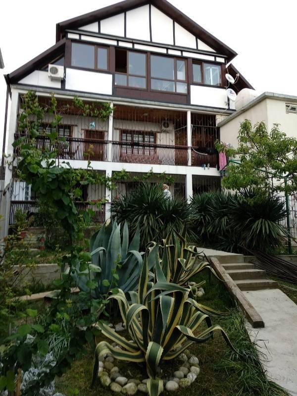 Вилла Мария гостевой дом в Новом Афоне