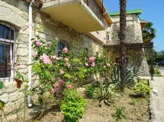 Абхазия мини-гостиница в Новом Афоне