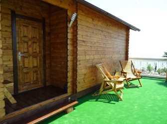 Место под Солнцем мини-гостиница в Новом Афоне