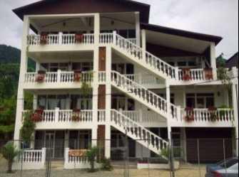 Hotel Phanakopi отель в Новом Афоне