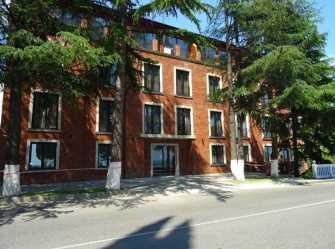 Afon Resort Hotel отель в Новом Афоне