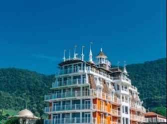 Вилла Сова отель в Новом Афоне