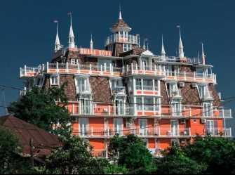 Вилла Сова отель в Новом Афоне - Фото 3