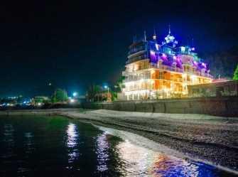 Вилла Сова отель в Новом Афоне - Фото 4