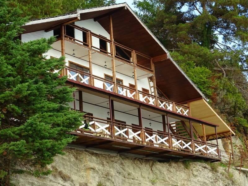 Риф гостевой дом в Пицунде