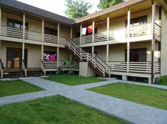 Амир гостевой дом в Пицунде
