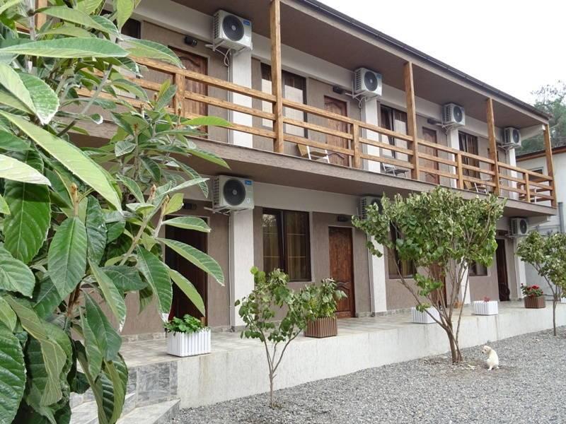 Пегас гостевой дом в Пицунде