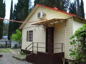 Лука гостевой  дом в Пицунде - Фото 2
