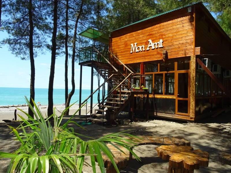 Mon-Ami мини-гостиница в Пицунде