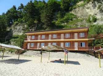 Патрисия-2 мини-гостиница в п. Рыбзавод (Пицунда)