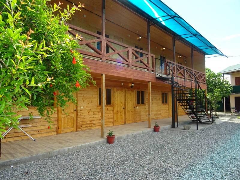 Fortuna мини-гостиница в Алахадзы (Пицунда)