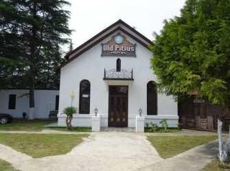 OLD Pitius мини-отель в Пицунде