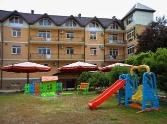 Кипарис отель в Пицунде - Фото 4