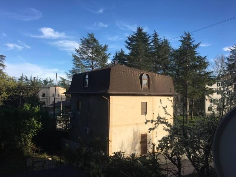 4х-комнатная квартира Агрба 35 кв 49 в Пицунде
