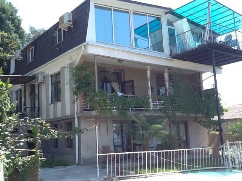 Вилла Мимоза в Сухуме гостевой дом в Сухуме