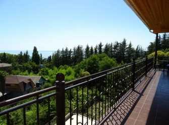 Илфи-панорама гостевой дом в Сухуме