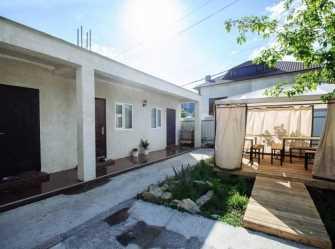 Авангард гостевой дом в Сухуме