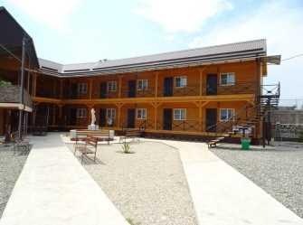 Мини-гостиница Адлейба 3-й тупик 7 в Сухуме
