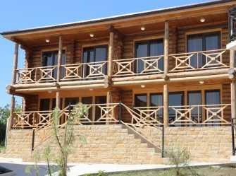 Парадайз отель в Сухуме