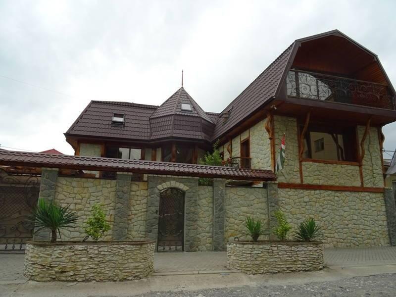 Guest Castle мини-отель в Сухуме