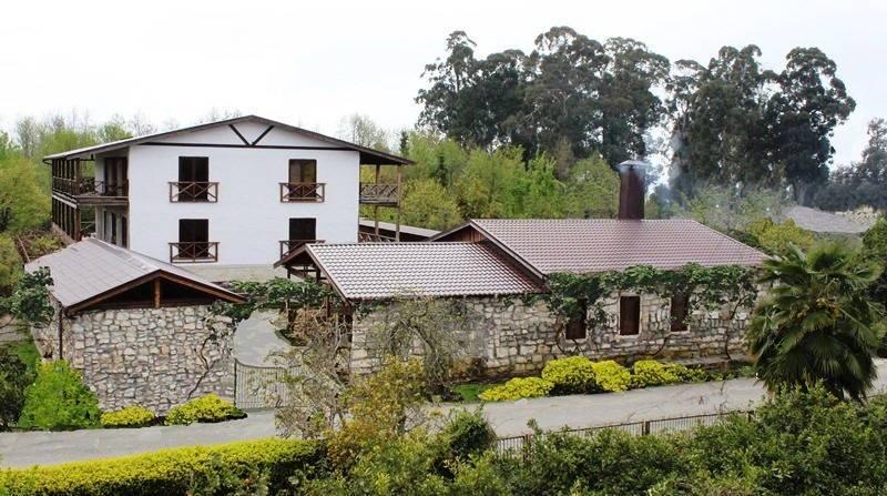 Алаку отель в с. Бабушера (Сухум)