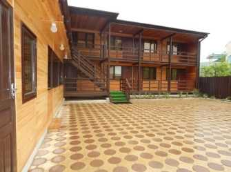 Вуд Хаус эко-отель в Сухуме - Фото 2