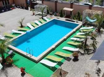 Viva Maria отель в Сухуме - Фото 4