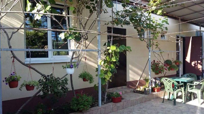 Апартаменты у Георгия частный сектор в Цандрипше