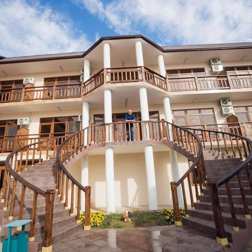 Бриз гостевой дом в Цандрипше