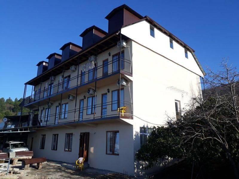 Минас и Алина гостевой дом в Цандрипше