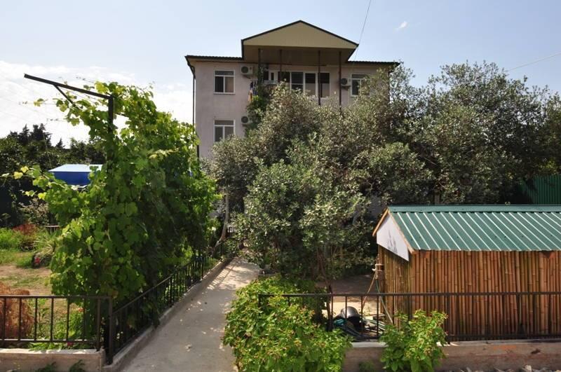 Приморский гостевой дом в Цандрипше