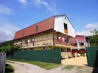 Гостевой домик у Дяди гостевой дом в Цандрипше