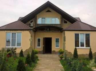 Уют гостевой дом в Цандрипше
