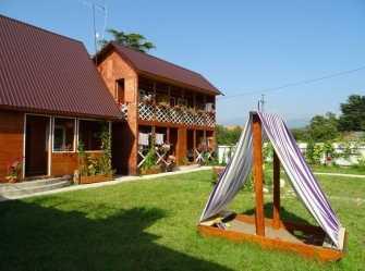 ViDa гостевой дом в Цандрипше
