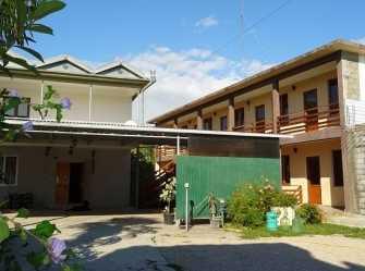 Цандрипш гостевой дом в Цандрипше