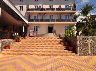 Абхазия парк-отель в Цандрипше - Фото 2