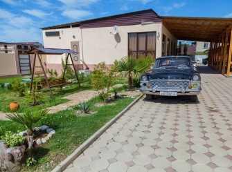 Резиденция Апсны отель в Цандрипше