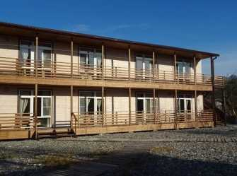 AMSHIN мини-гостиница в Цандрипше