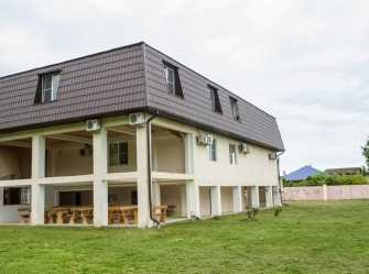 Санрайз гостиница в Цандрипше