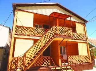 Мини-гостиница Западная 20 в Голубицкой - Фото 2