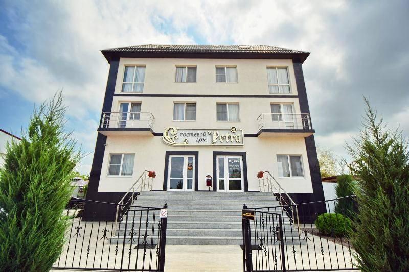PETRA гостиница в Голубицкой
