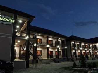 Валенсия гостиничный комплекс в Голубицкой