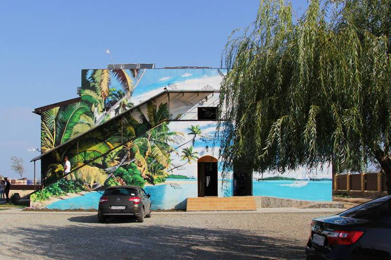 Оникс-Голубицкая отель в Голубицкой