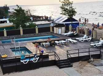 Оникс-Голубицкая отель в Голубицкой - Фото 2