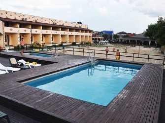 Оникс-Голубицкая отель в Голубицкой - Фото 3