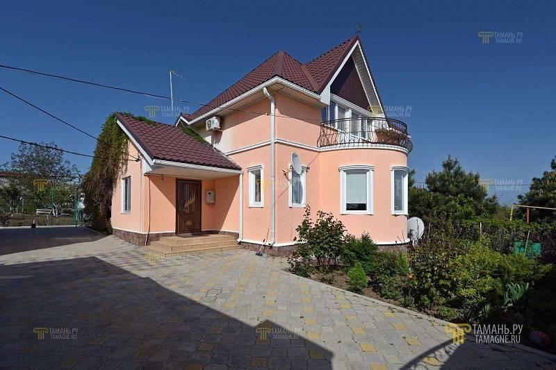 Фортуна дом под-ключ в Голубицкой