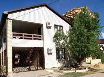 Дом под-ключ Ново-Западная 14 в Голубицкой